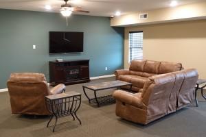 ad 18_ Community room TV area